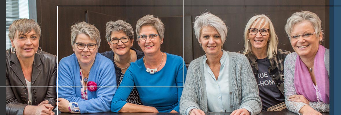 Typisch Frau: Million Shades of Grey - Hair